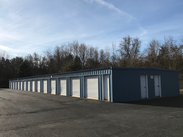 Self Storage in Temple, PA.